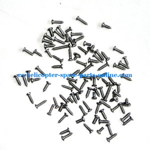 Flame Strike FXD A68690 helicopter spare parts screws set