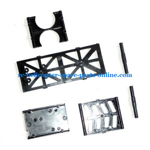 Flame Strike FXD A68690 helicopter spare parts plactic fixing board set and support stick set