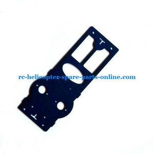 Flame Strike FXD A68690 helicopter spare parts heat sink blue