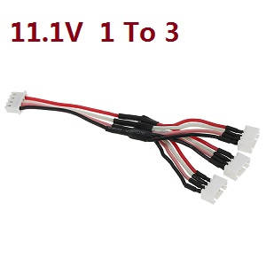 Wltoys A929 RC Car spare parts 1 to 3 charger wire 11.1V