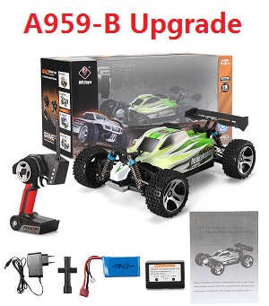 WLtoys A959-B RC Car (Random color)