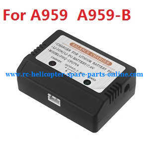 Wltoys A959 A959-A A959-B RC Car spare parts balance charger box (A959 A959-B)