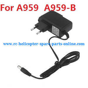 Wltoys A959 A959-A A959-B RC Car spare parts charger (A959 A959-B)