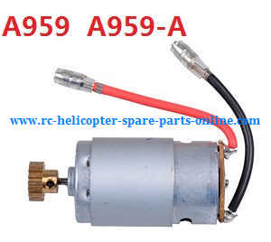Wltoys A959 A959-A A959-B RC Car spare parts 390 motor for A959 A959-A