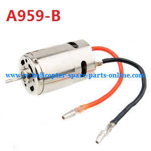 Wltoys A959 A959-A A959-B RC Car spare parts 540 motor for A959-B