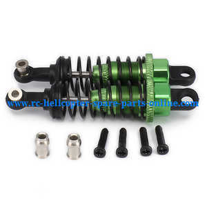 Wltoys A959 A959-A A959-B RC Car spare parts Shock absorber 2pcs Green