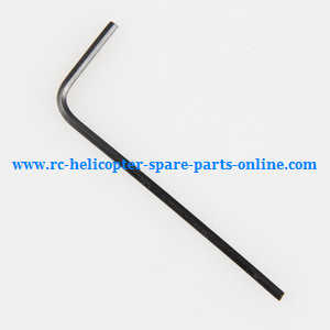 Wltoys A959 A959-A A959-B RC Car spare parts Wrench