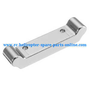 Wltoys A959 A959-A A959-B RC Car spare parts Alloy Suspension Arm, Arm Mount (Silver)