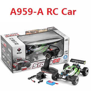 WLtoys A959-A RC Car (Random color)