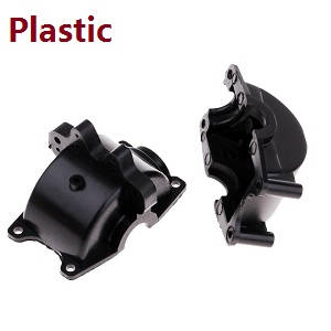 Wltoys A959 A959-A A959-B RC Car spare parts upper and lower gear box