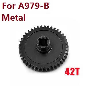 Wltoys A979 A979-A A979-B RC Car spare parts reduction gear (Metal) for A979-B