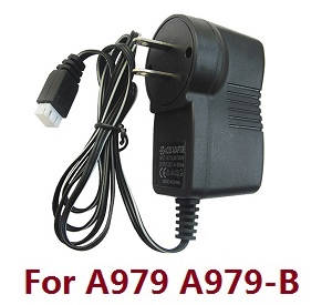 Wltoys A979 A979-A A979-B RC Car spare parts charger directly connect to the battery