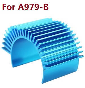 Wltoys A979 A979-A A979-B RC Car spare parts heat sink (For A979-B)