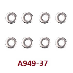 Wltoys A979 A979-A A979-B RC Car spare parts swing arm gaskets A949-37