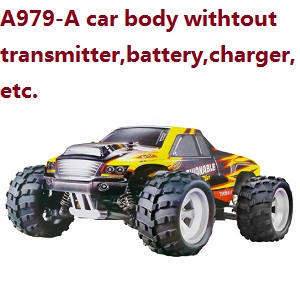 Wltoys A979-A RC car without transmitter,battery,charger,etc.