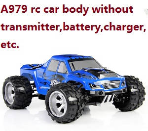 Wltoys A979 RC Car without transmitter,battery,charger,etc.