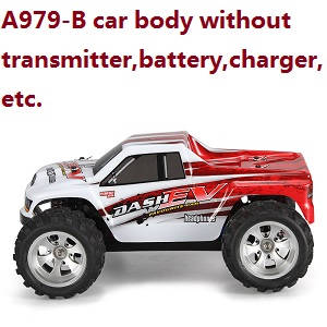 Wltoys A979-B RC Car without transmitter,battery,charger,etc.