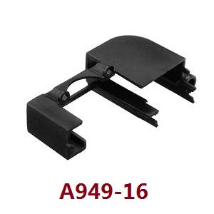 Wltoys A979 A979-A A979-B RC Car spare parts dustproof seat for motor A949-16