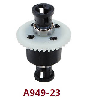 Wltoys A979 A979-A A979-B RC Car spare parts differential mechanism A949-23