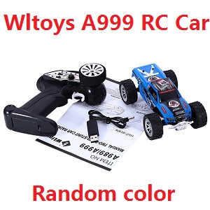 Wltoys A999 RC Car (Random color)