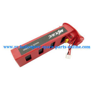 MJX Bugs 2 B2C B2W RC quadcopter spare parts battery (Red)