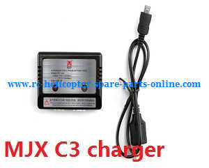 MJX Bugs 2 B2C B2W RC quadcopter spare parts C3 charger box set