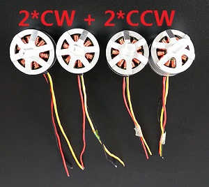 MJX B3 Bugs 3 RC quadcopter spare parts brushless motor (2*CW + 2*CCW)