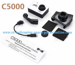 MJX Bugs 3H B3H RC Quadcopter spare parts C5000 720p 5G WIFI camera