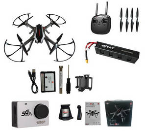 MJX Bugs 3H B3H RC Drone with C6000 5G 1080p WIFI camera RTF