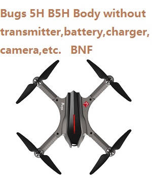 MJX Bugs 3H B3H Body without transmitter,battery,charger,camera,etc. BNF