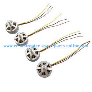 MJX Bugs 3H B3H RC Quadcopter spare parts main brushless motors (2*CW+2*CCW)