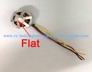 MJX Bugs 3H B3H RC Quadcopter spare parts main brushless motor (CCW)