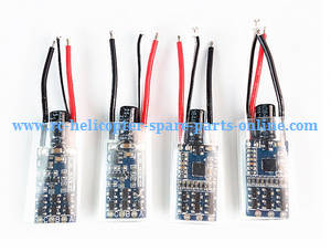 MJX Bugs 3H B3H RC Quadcopter spare parts ESC board set 4pcs