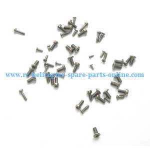MJX Bugs 3H B3H RC Quadcopter spare parts screws