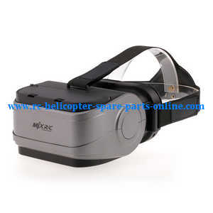MJX Bugs 8 Pro, B8 Pro RC Quadcopter spare parts G3 VR helmet for 4.3inch screen.