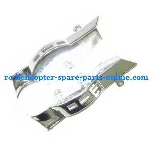 BR6008 RC helicopter spare parts lower frame set