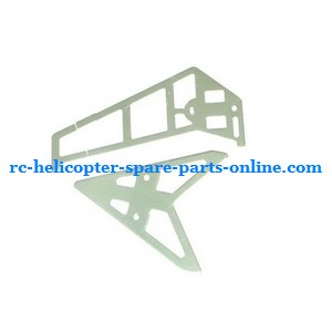 BR6008 RC helicopter spare parts tail decorative set