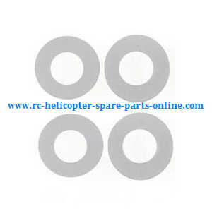 MJX Bugs 6, Bugs 8, B6 B8 RC Quadcopter spare parts Soft rubber pads