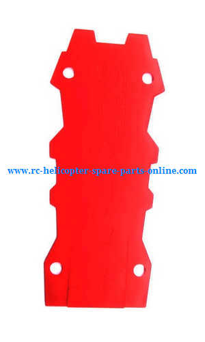 MJX Bugs 6, Bugs 8, B6 B8 RC Quadcopter spare parts upper cover (Red)
