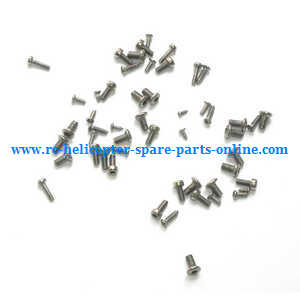MJX Bugs 6, Bugs 8, B6 B8 RC Quadcopter spare parts screws