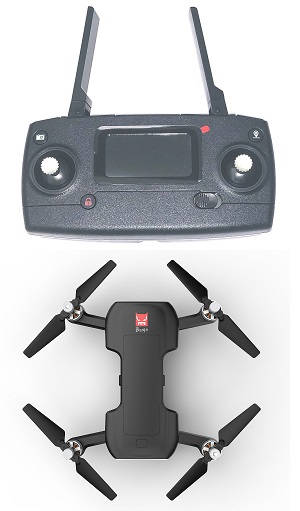 MJX B7 Bugs 7 RC drone witk 4K camera - Click Image to Close