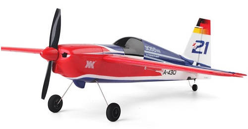 XK A430 EDGE RC Airplane
