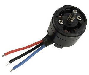 Aosenma CG033 CG033-S RC quadcopter spare parts brushless motor (Red-Black-Blue wire)