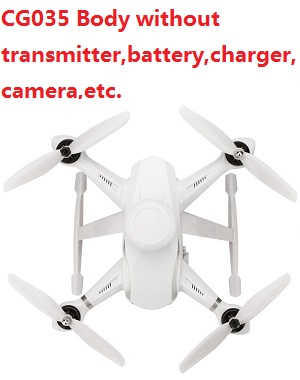 Aosenma CG035 GPS quadcopter body without transmitter,battery,charger,camera,etc.