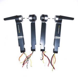 Aosenma CG036 RC Drone spare parts side motor bar set (2*front + 2*rear)