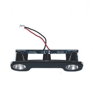 Aosenma CG036 RC Drone spare parts front big LED light
