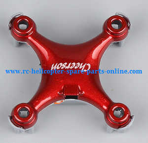 Cheerson CX-10SE RC quadcopter spare parts upper and lower cover (Red)