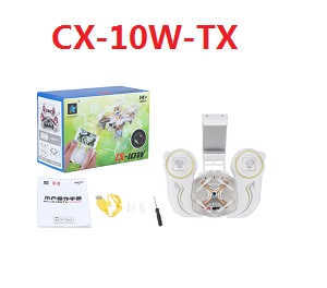 Cheerson CX-10W-TX RC quadcopter with camera (Random color)