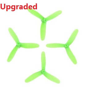Cheerson CX-12 RC quadcopter spare parts main blades (Upgraded Green)