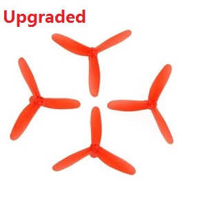 Cheerson CX-12 RC quadcopter spare parts main blades (Upgraded Red)